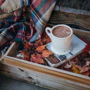 Ritem letnih časov in kako vpliva jesen na naše telo skozi pogled Ajurvede.